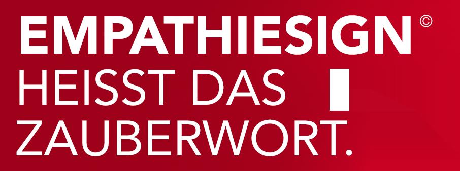 EMPATHIESING HEISST DAS ZAUBERWORT.
