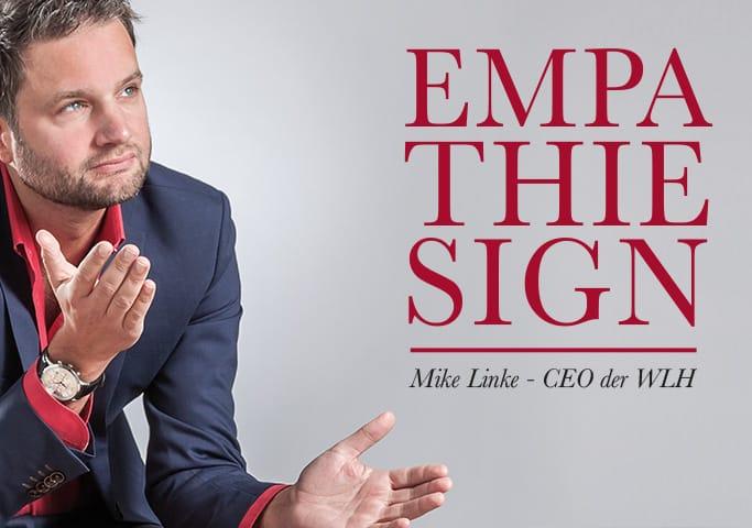 Interview mit Mike Linke – Empathiesign